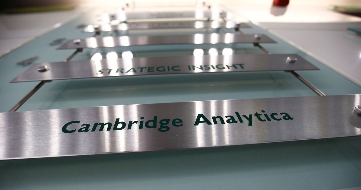 Data breach scandal: CBI begins preliminary inquiry into Cambridge Analytica's role