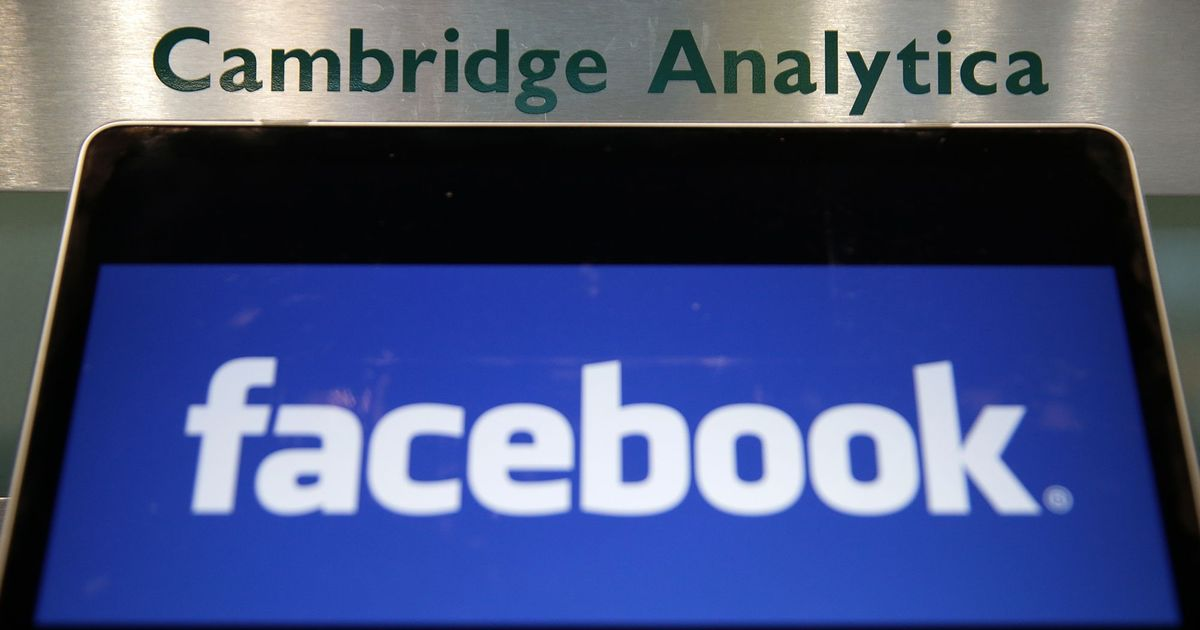 Facebook has suspended Canadian data firm AggregateIQ
