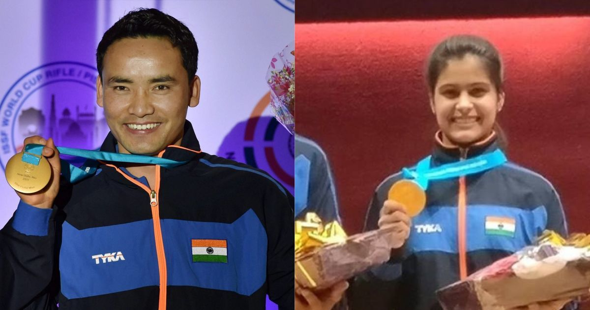 CWG 2018: Shooting medal rush for India; Bhaker wins gold, Sidhu silver