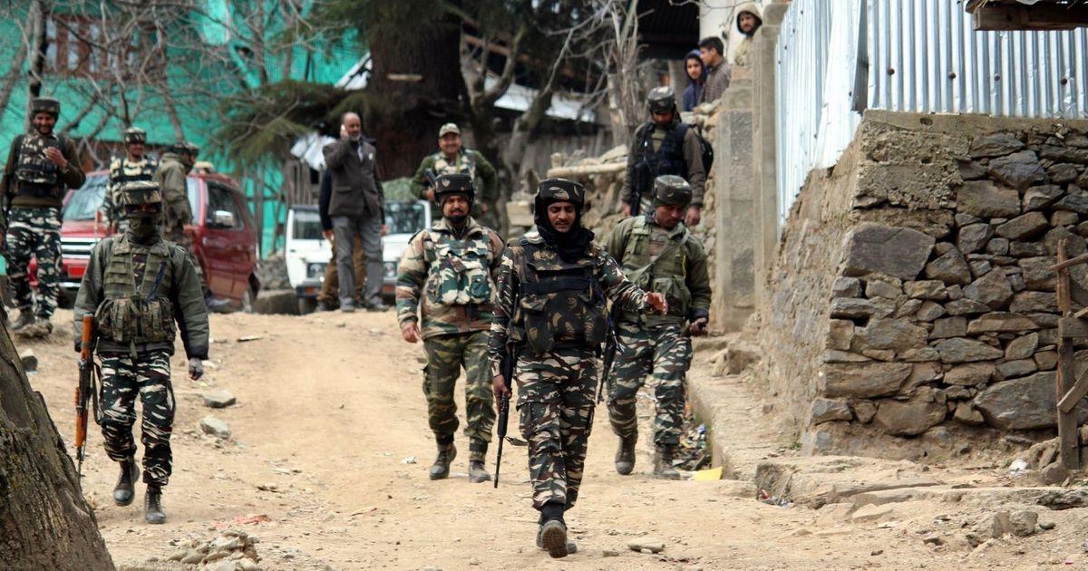 Five militants killed in Kupwara encounter were foreign members of Lashkar-e-Taiba, claim police