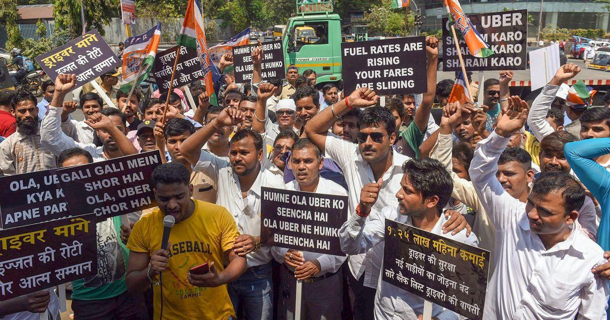 Three days in, Ola drivers call off strike in Mumbai