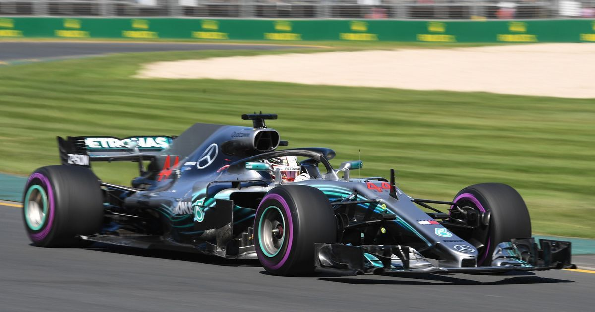 Hamilton sets out his stall with leading performance in Melbourne first practice