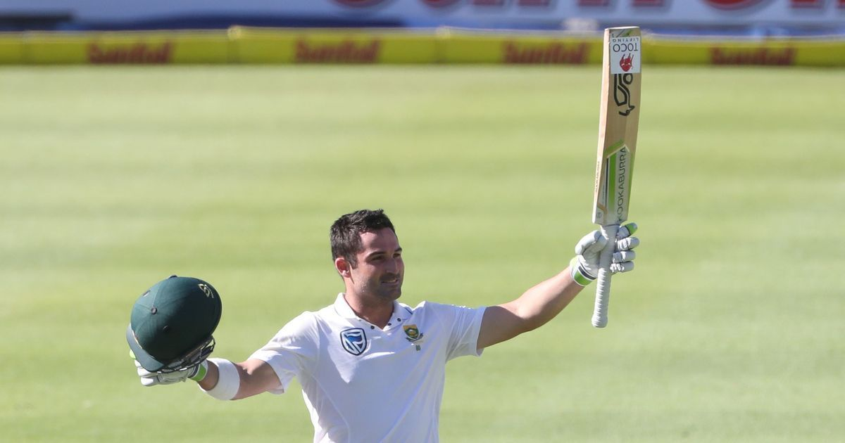 Dean Elgar to take over as temporary South African Test captain as stand-in for suspended Du Plessis
