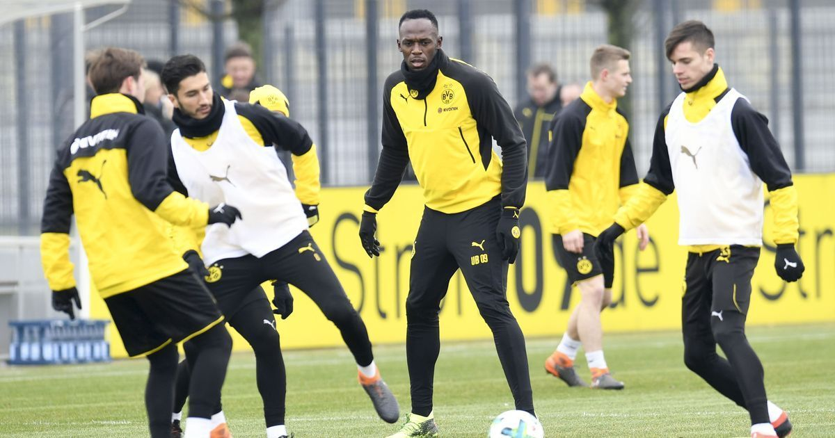 Usain Bolt will be a good full-back, says Spain's World Cup-winning coach Vicente del Bosque