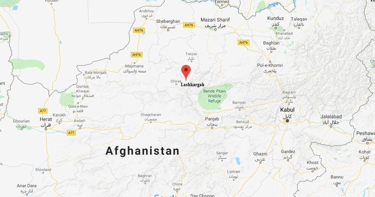 Explosion in Afghanistan's Helmand province leaves 15 dead, 51 injured