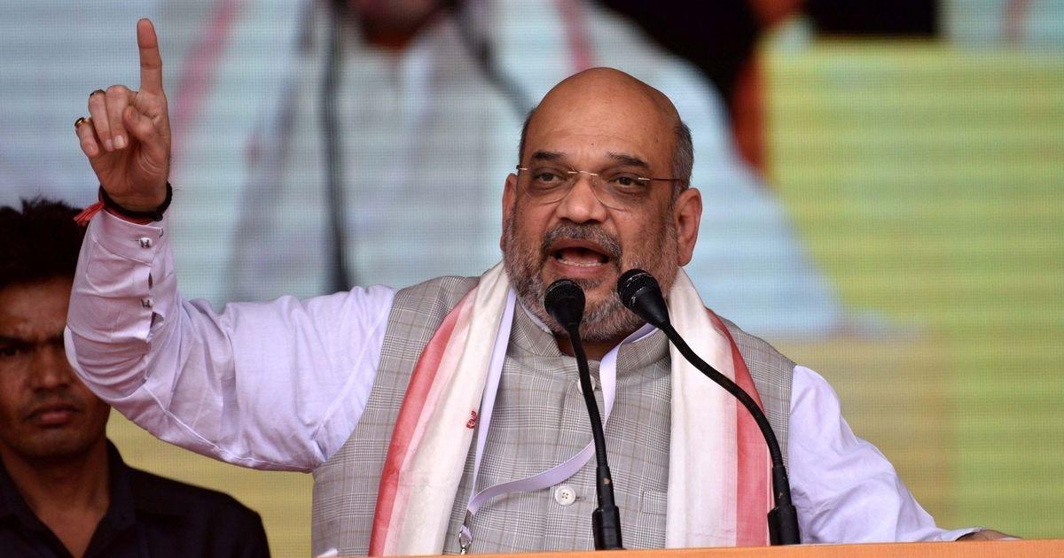 कर्नाटक में आरएसएस और भाजपा कार्यकर्ताओं के हत्यारे आजाद घूम रहे हैं : अमित शाह