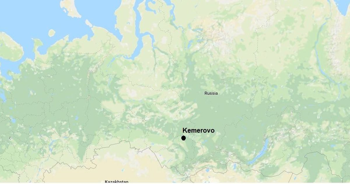 Russian shopping mall fire kills at least 53