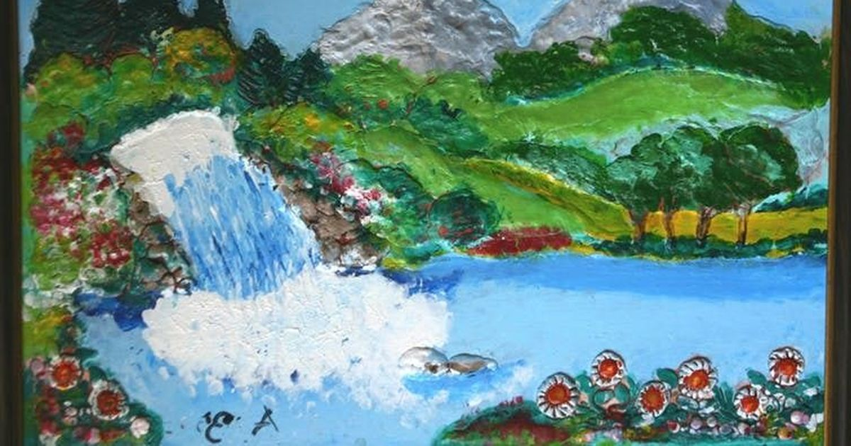 How a blind artist in Turkey is challenging the understanding of colour