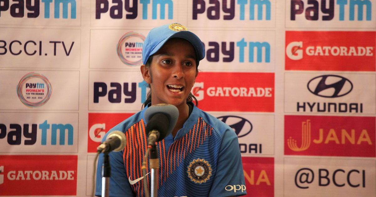 Ahead of her first World Cup, Jemimah Rodrigues focussed on mental preparation