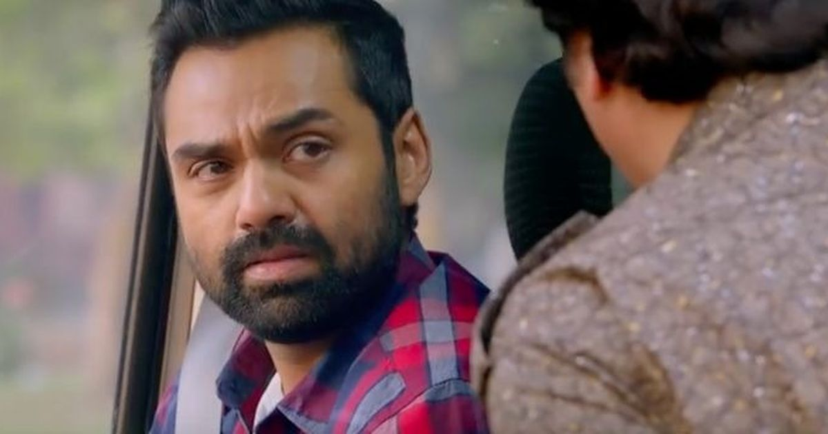Trailer talk: Abhay Deol senses the presence of a ghost in 'Nanu Ki Jaanu'