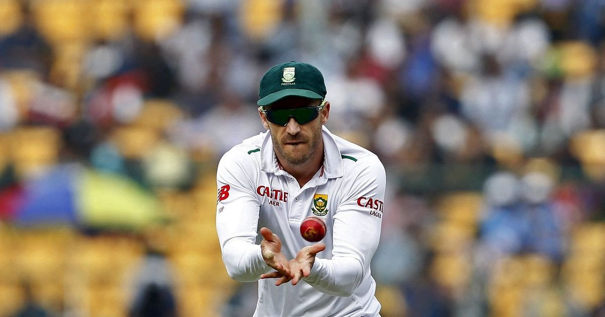 No mercy: South African captain Faf du Plessis looks for crisis-hit Sri Lanka's 'breaking point'