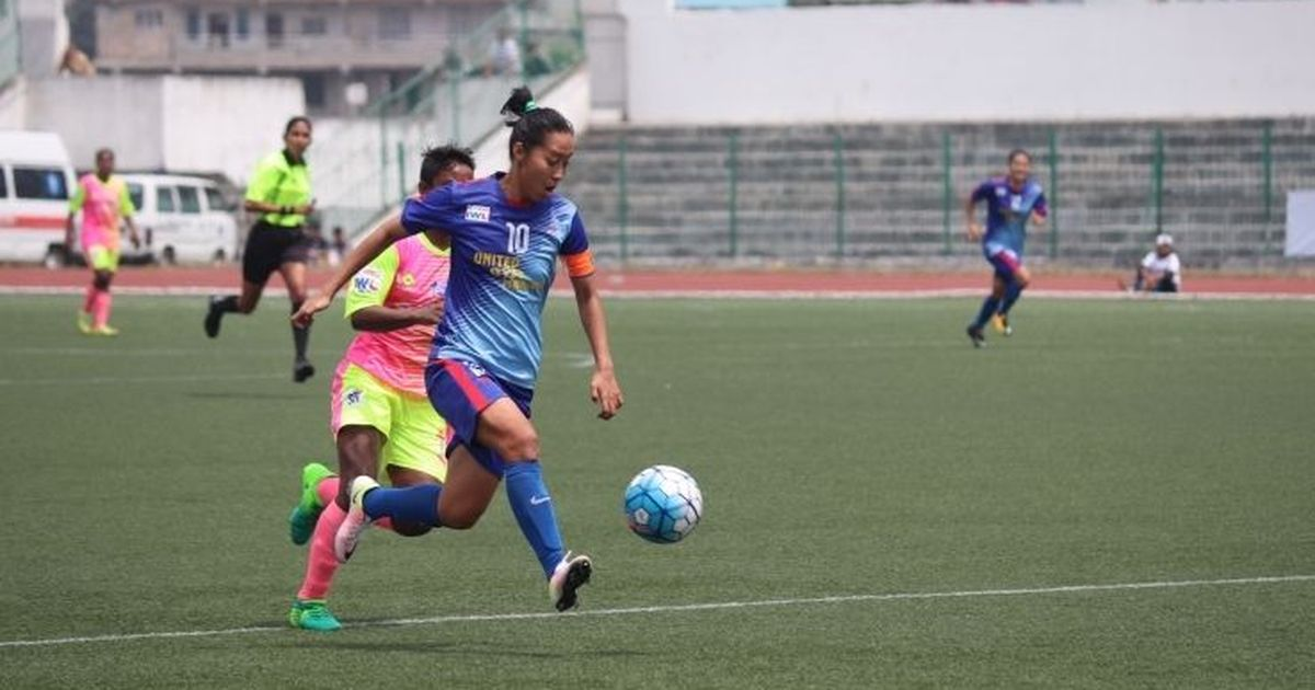 Kryphsa pump five goals past hapless Sethu FC in Indian Women's League