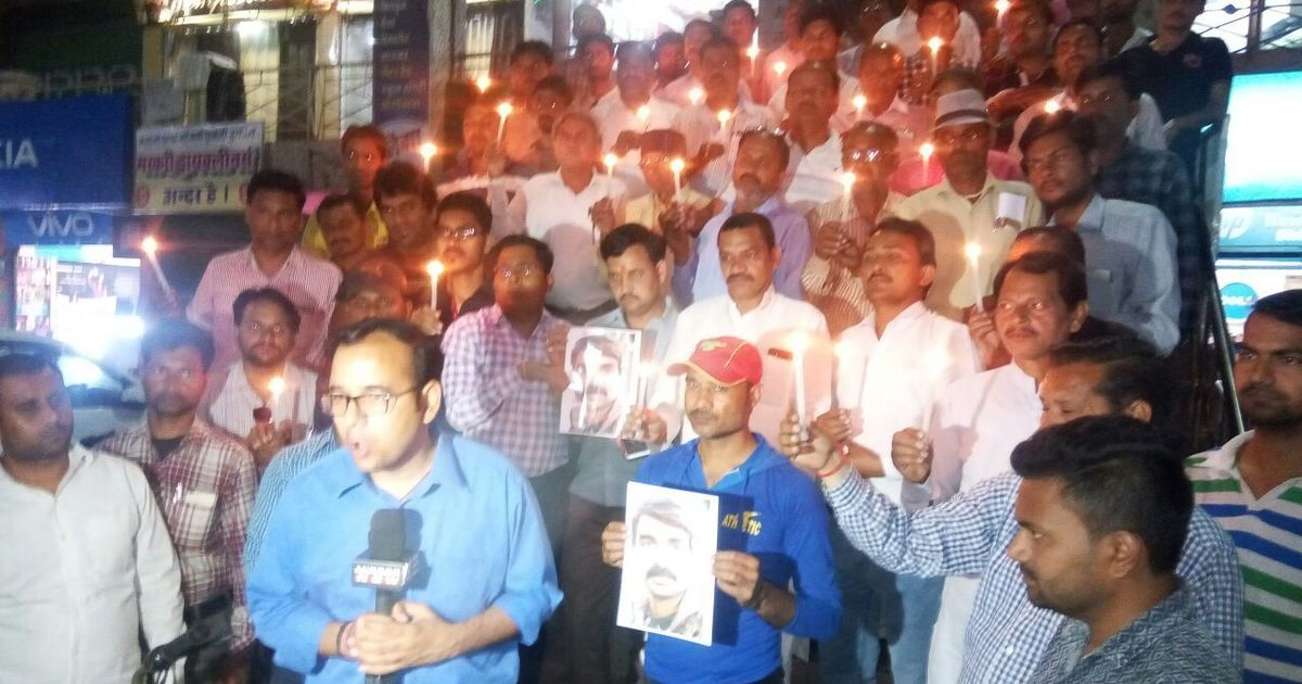 Before being killed by truck, Bhind journalist Sandeep Sharma had asked for police protection