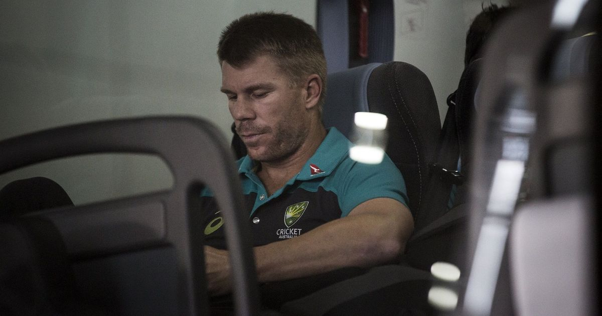 LG Electronics decides to not renew contract with David Warner after ball-tampering scandal
