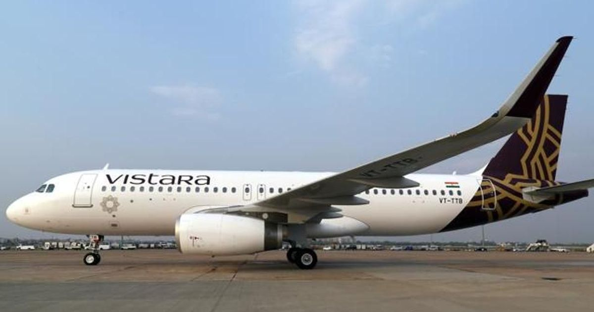 Vistara air hostess complains of sexual harassment, FIR lodged