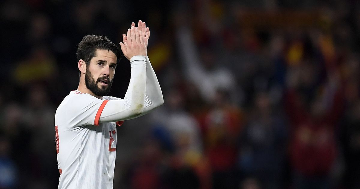 Real's Zidane has no faith in me, says Isco