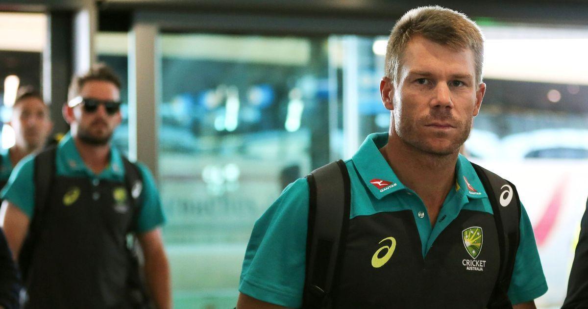 गेंद से छेड़छाड़ के लिए आॅस्ट्रेलियाई क्रिकेटर डेविड वॉर्नर ने प्रशंसकों से माफी मांगी