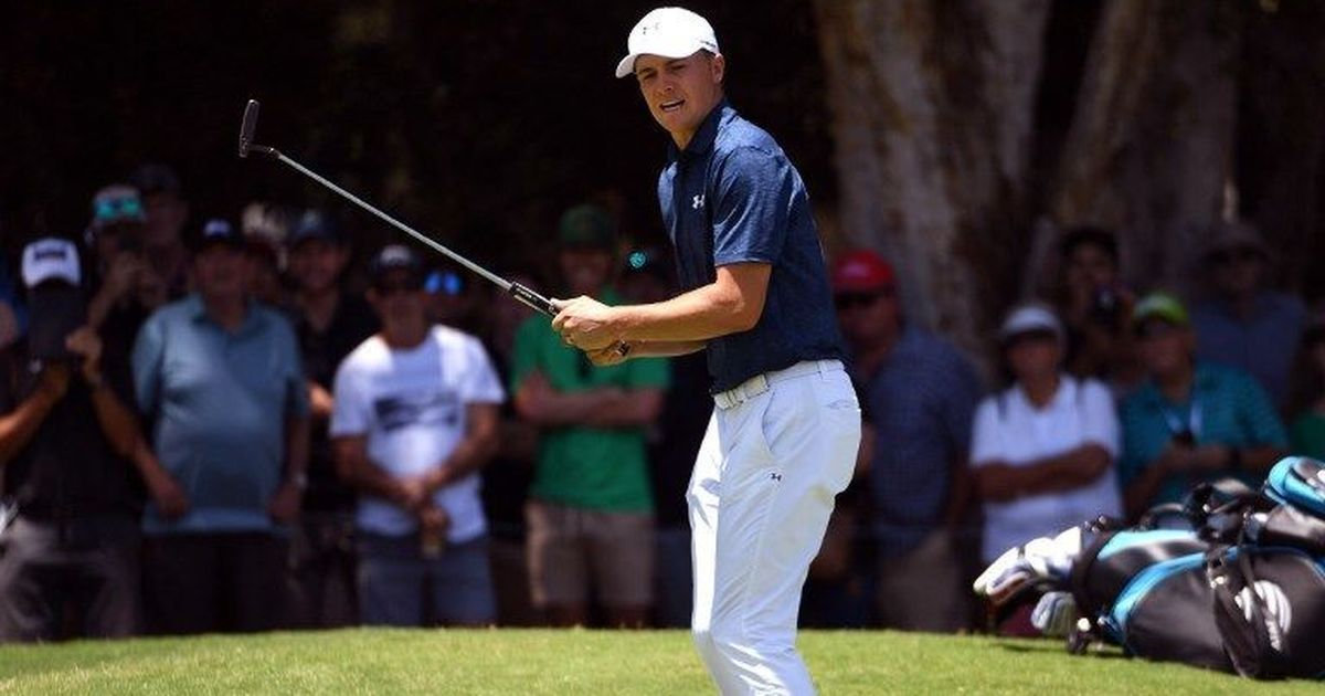 Coronavirus: New safety measures deny Jordan Spieth a hole-in-one in invitational charity golf event