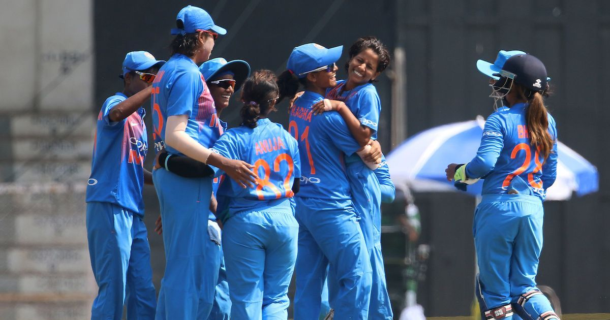 England Women suffer second straight T20 loss in heavy defeat to India