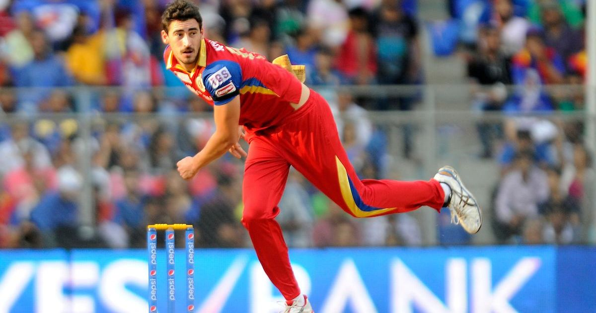 Mitchell Starc ruled out of IPL with stress fracture