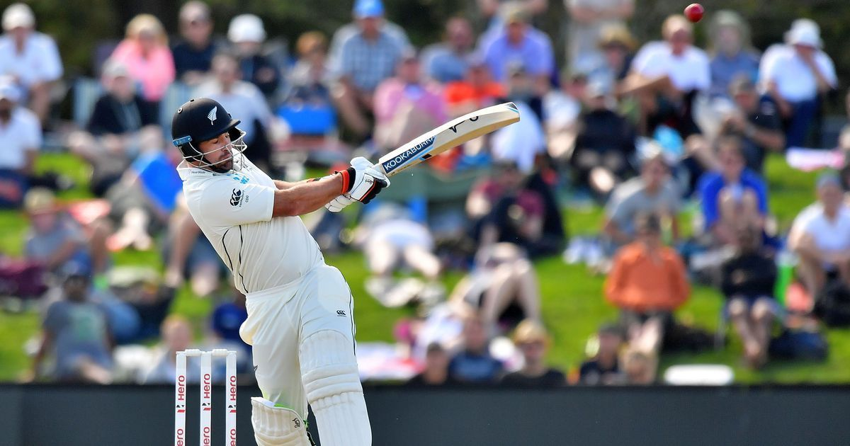 New Zealand fight back in second test vs England