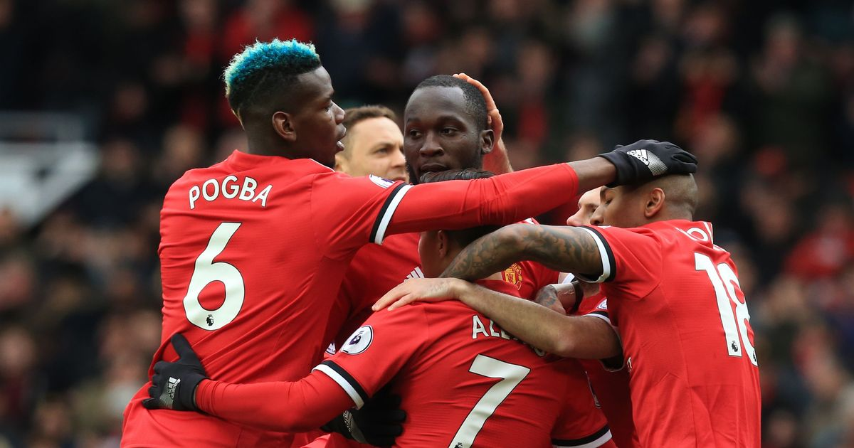 Man United Prevails Over Swansea As Lukaku Slams Another Record