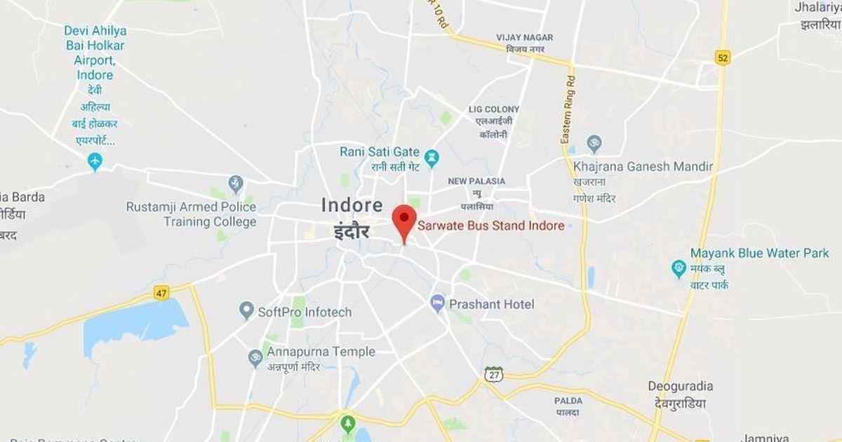 Madhya Pradesh: Ten killed as car rams into hotel building in Indore, brings it down