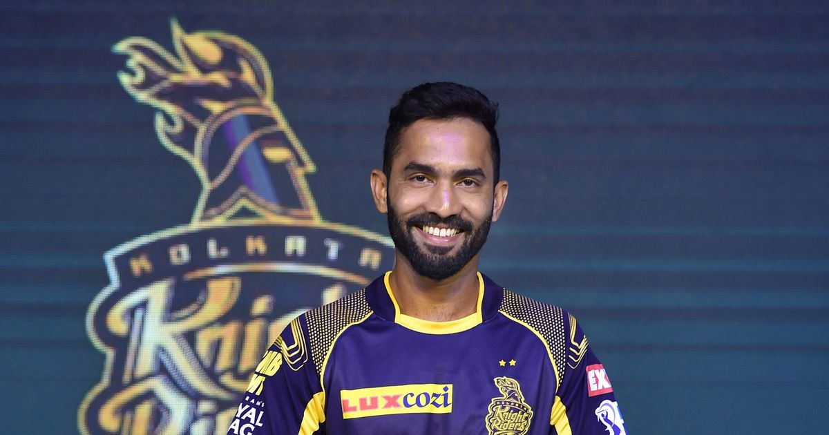 Can get best out of KKR, says Dinesh Karthik
