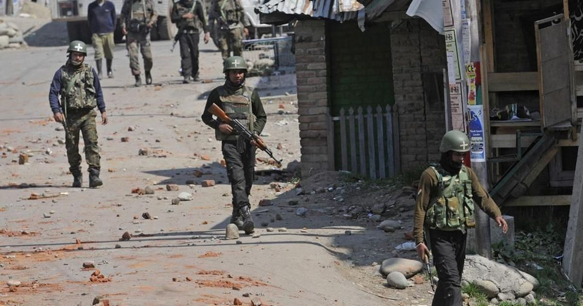 11 militants and one civilian killed in Kashmir encounters