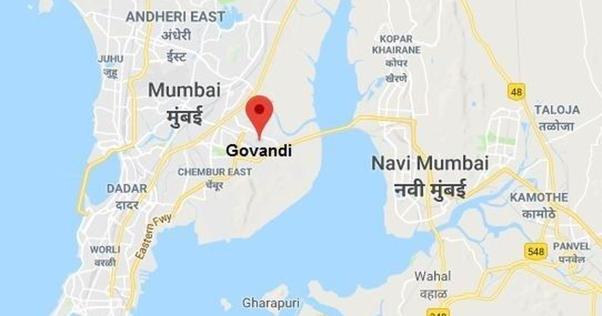 Mumbai: Seven people injured after part of a building collapses in Govandi
