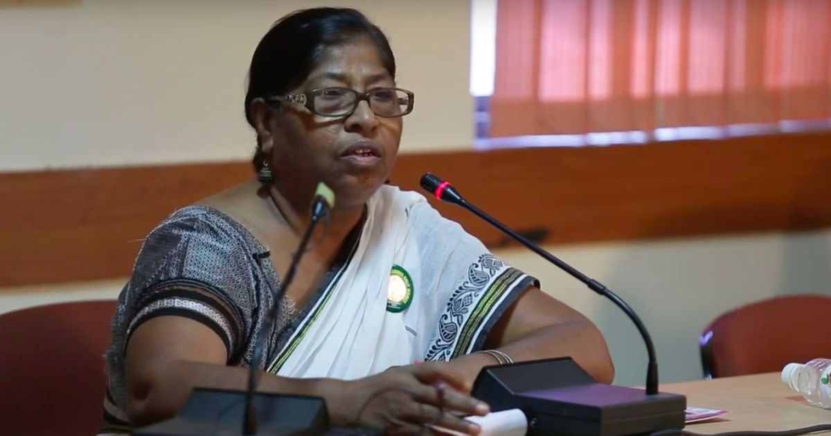 Rajni Tilak (1958-2018) was an activist and poet who fought tirelessly against caste and patriarchy