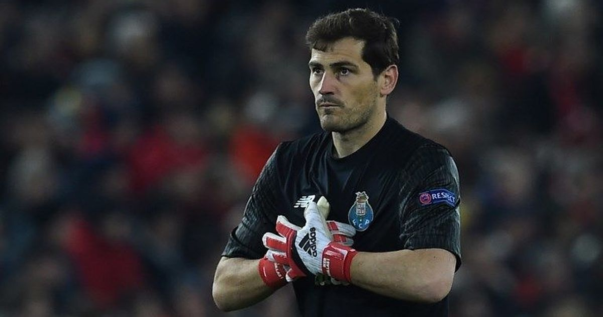 He's one of us: FC Porto want goalkeeper Casillas to stay despite suffering heart attack