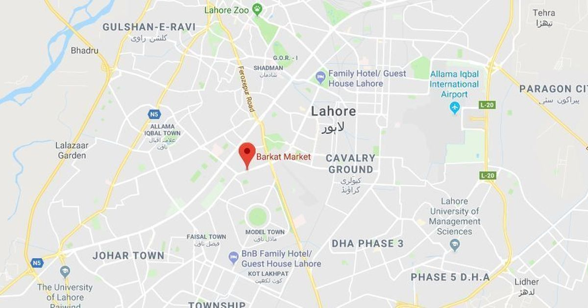 Lahore: Fire in bakery leaves five dead