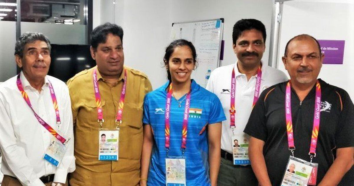 Saina Nehwal's father gets cleared to enter CWG village after she threatens to pull out