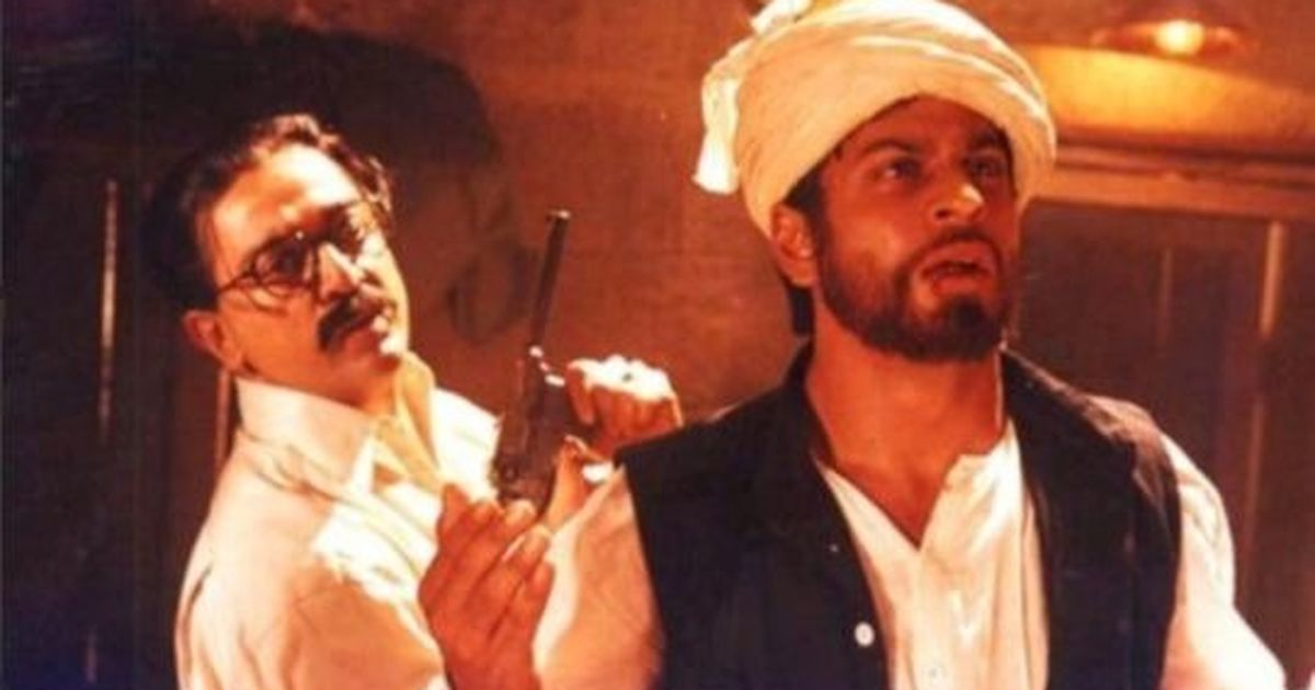Shah Rukh Khan's Hey Ram connection with Kamal Haasan