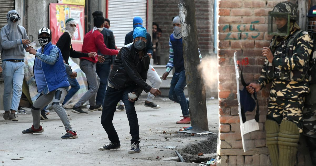 To achieve peace in Kashmir, India must address human rights abuses by security forces