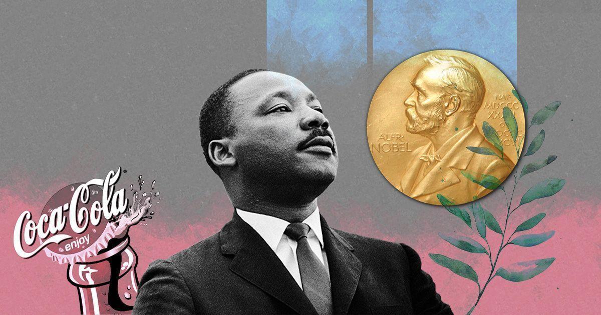जब कोका-कोला कंपनी मार्टिन लूथर किंग को सम्मान देने की लड़ाई में अगुवा बनी