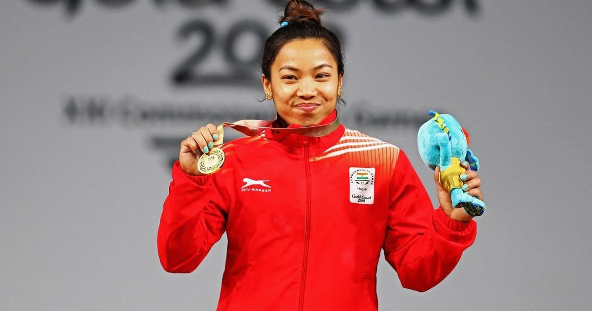 Weightlifter Mirabai Chanu asks SAI to provide strength and conditioning coach for managing injuries