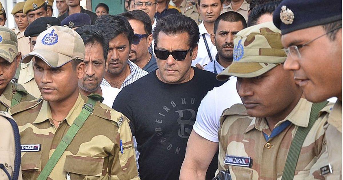 सलमान खान को आज रात भी जेल में गुजारनी होगी
