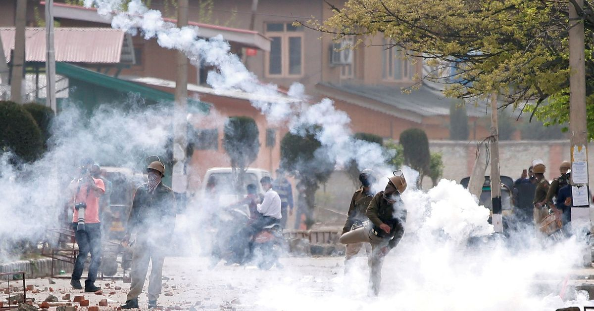 Readers' comments: What about the safety of security personnel serving in Kashmir?