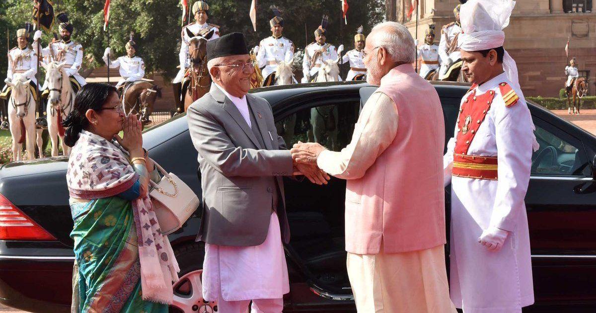 क्या अब माना जा सकता है कि नेपाल भी भारत से दूर छिटक कर चीन से जा मिला है?