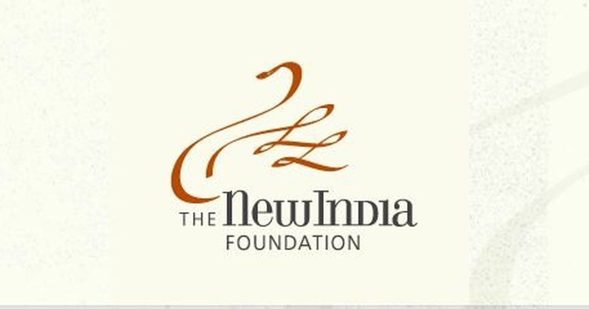 The New India Foundation announces an annual non-fiction book prize worth Rs 15 lakh