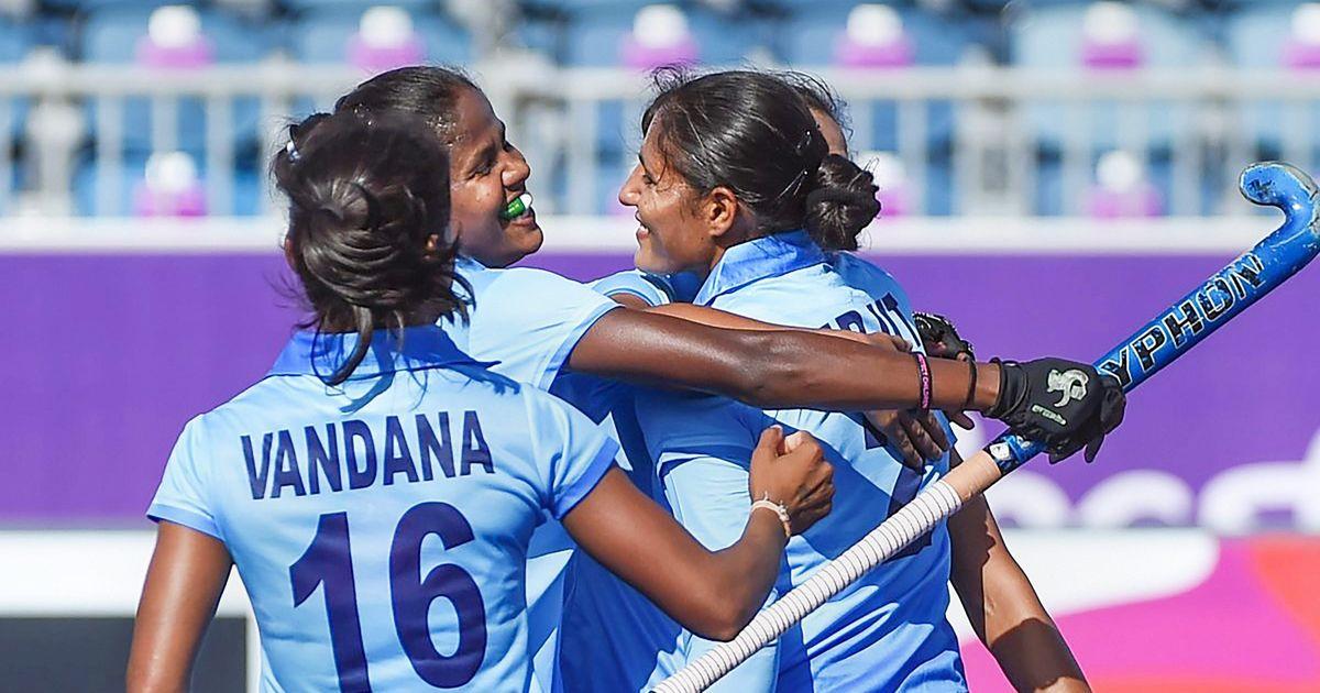 Hockey: Vandana, Gurjit on target as India beat China 3-1 in Asian Champions Trophy