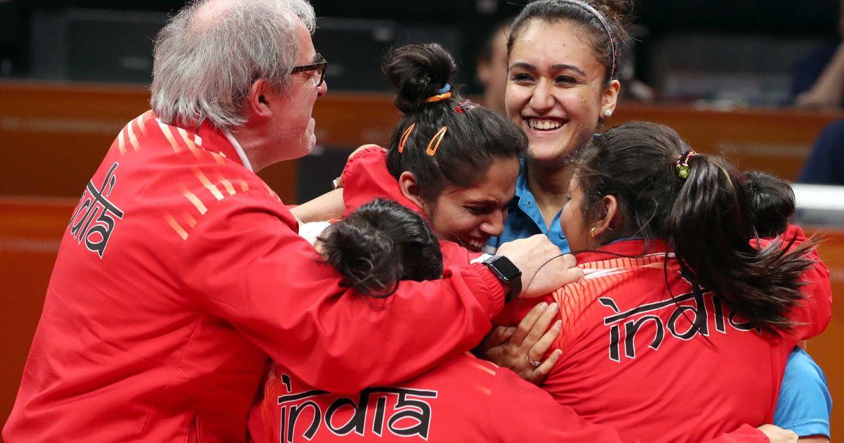 कॉमनवेल्थ गेम्स : हॉकी में स्वर्ण की दौड़ से भारत बाहर, टेबल टेनिस में रजत