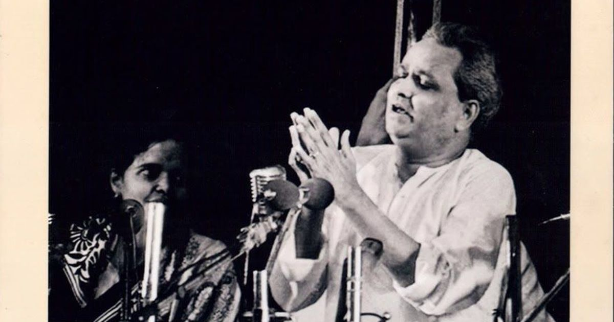 कुमार गंधर्व : जिन्हें सोच से आगे का संगीत दिखता था