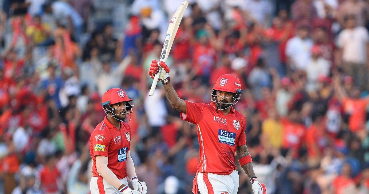 Rahul smashes Kings XI to IPL victory