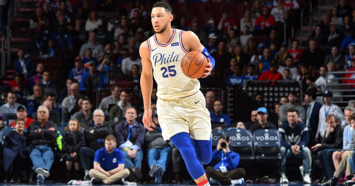 Ben Simmons Believes He's Rookie of the Year