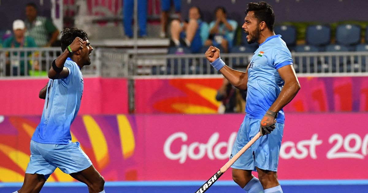 CWG 2018 Hockey: Indian men seal semi-final berth with 2-1 win over Malaysia