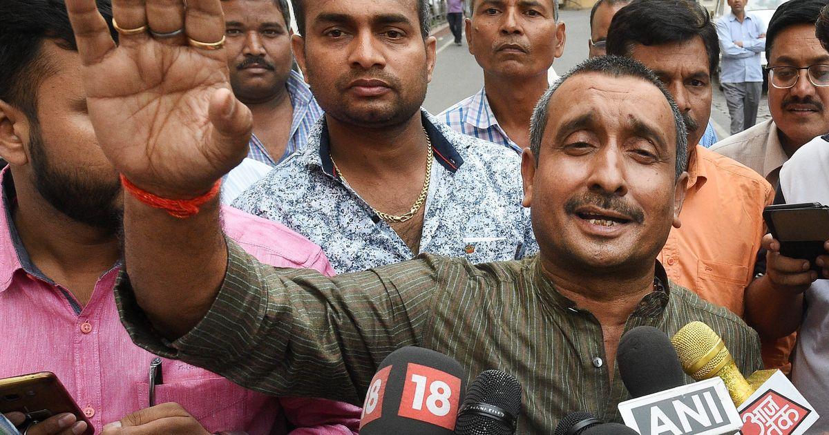 'Arrest, do not just detain, BJP MLA in Unnao rape case,' Allahabad High Court tells CBI
