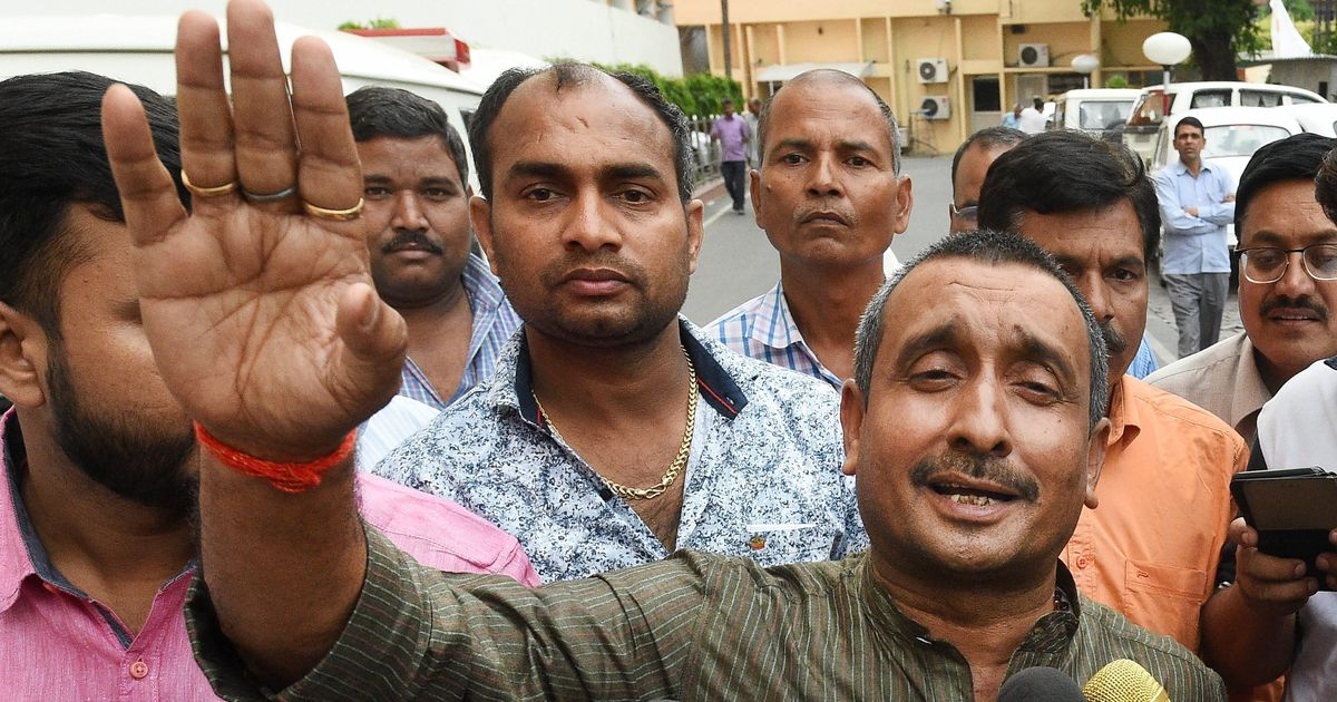CBI charges BJP MLA accused in Unnao rape case with filing false case against complainant's father